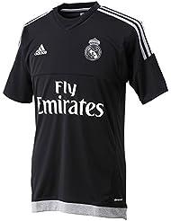 1ª Equipación Real Madrid CF 2015/2016 - Camiseta oficial adidas, talla XL