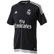 1ª Equipación Real Madrid CF 2015/2016 - Camiseta oficial adidas, talla L