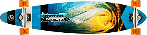 Sector 9 Longboard Ledger Complete, 9.2 x 40 Zoll, CS142C