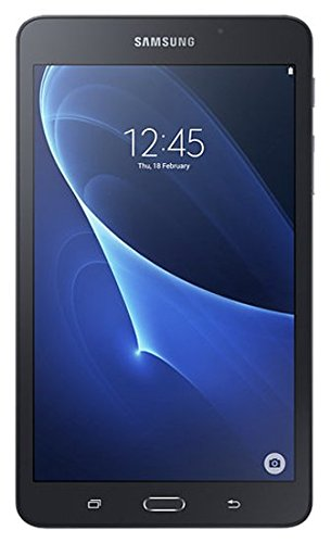 Samsung Galaxy Tab A 7 Tablet - (Black) (Spreadtrum 1.3 GHz, 1.5 GB RAM)
