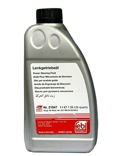 Febi Olio Idraulico Verde Per Scatola Guida Servosterzo MB344.0 - 21647 - 0019892003