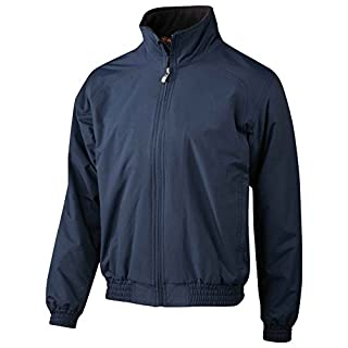Ariat Womens Waterproof Stable Jacket - Navy Blue: Medium
