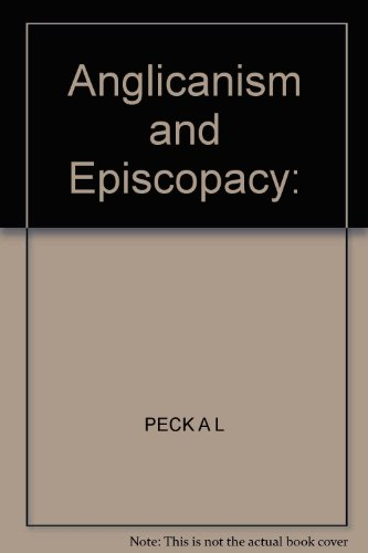 [EPUB] Anglicanism and episcopacy: