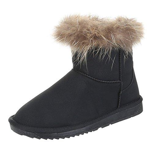 Bottines/5151 chaussures Noir - Noir