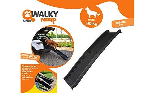 Walky Ramp–Rampe aus Kunststoff für Hunde