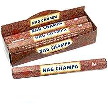 Lot 20palillos gigante 40cm incienso indio Nag Champa Meditación, Relajación, bien ser