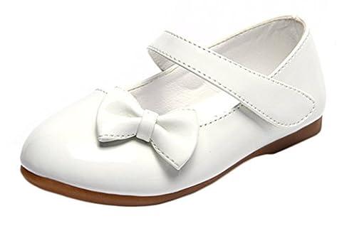 Scothen Baby Mädchen Riemchen Sandalen Bogen Sandaletten Sommerschuhe Freizeitschuhe sandalen