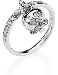e7a262210edb25 anello donna gioielli Amen misura 16 casual cod. RBABB-16
