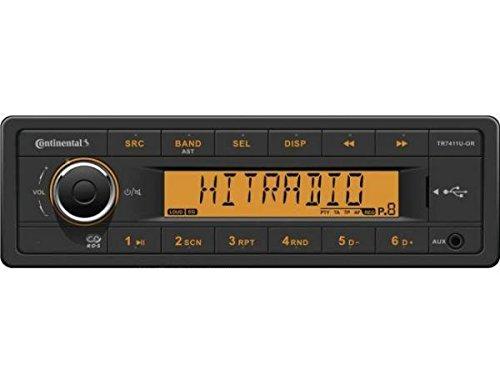 24V LKW Radio RDS Tuner MP3WMA USB Truck & Bus 24V tr7422u oder