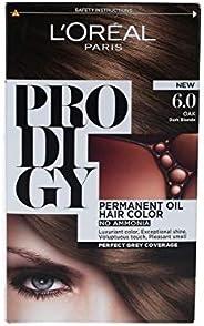 L'oreal Paris Prodigy Permanent Hair Oil Color , No Ammonia, 6.0 Dark Blonde