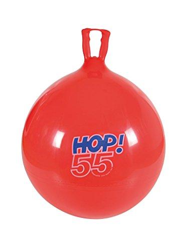 Preisvergleich Produktbild Gymnic 80.55 - Hüpfball Hop 55, rot