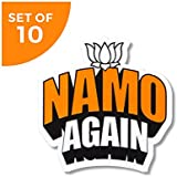 9085a321187 NaMo Merchandise Set of 10 - Namo Again Support Badge (Design)