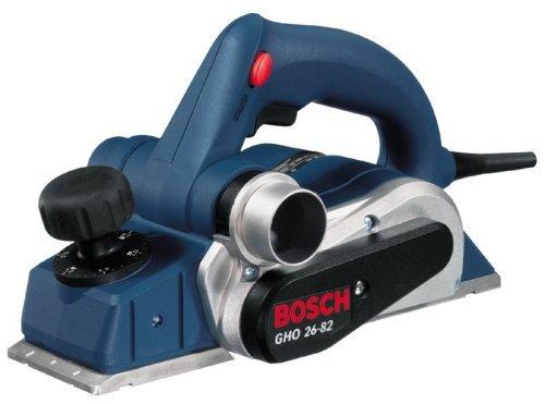 Bosch GHO26-82 Planer 82mm 710w motor 2.6mm Cut 230v
