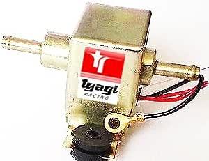 Tyagi Racing Kraftstoffpumpe Dieselpumpe 12v Universal Selbstansaugend PÖl Elektrische Kraftstoffpumpe Benzinpumpe Auto