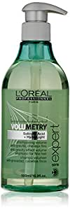 L'Oreal Serie Expert Volume Expand Shampoo for Fine Hair, 500ml