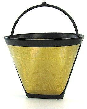 seleXions Kaffeefilter Gold für 2-6 Tassen mit Füllstandsanzeige