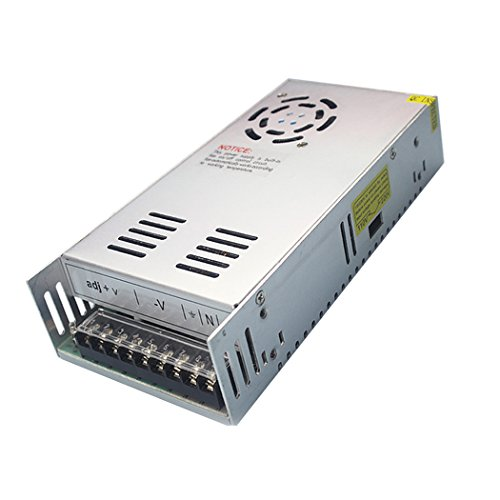 Preisvergleich Produktbild JoyNano 360w schaltnetzteil 12v 30a ac-dc Converter transformator für CCTV - überwachung LED - anzeige der industriellen automatisierung schrittmotor und mehr
