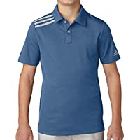Adidas CD9974 Polo de Golf, Niños, Azul, L