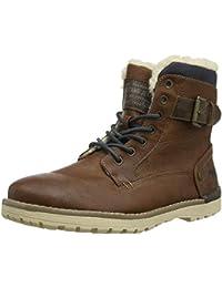 bbaaa51c728 Amazon.es  Cremallera - Botas   Zapatos para hombre  Zapatos y ...