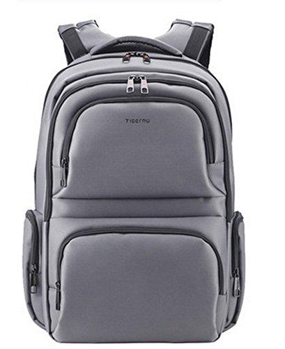 yacn-zaino-in-nylon-per-computer-portatile-zaino-da-viaggio-per-17-4318-cm-per-portatili-grigio-scur