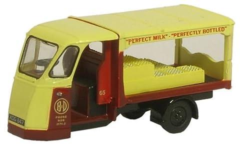 Oxford Die Cast - 76WE003 - Pays de Galles et Edwards Standard Milk Float Dairies -Handsworth/Birmingham