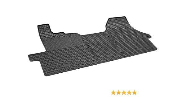 Gummifußmatten für Citroen Jumper 3-Sitzer ab 2006 Passgenau ideal Angepasst
