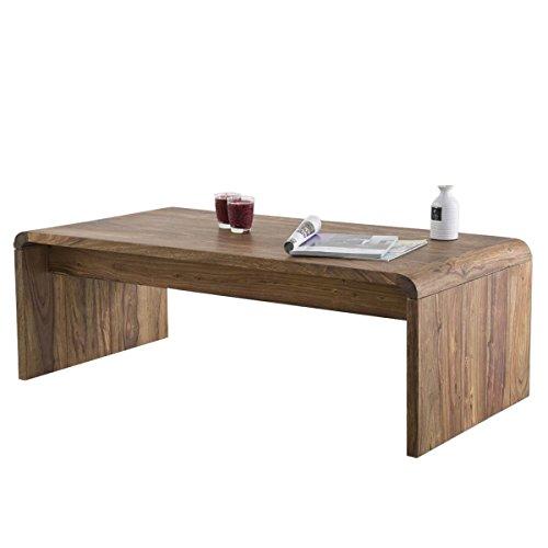 Couchtisch Wohnzimmertisch Authentico, Kare Design, Massivholz Sheesham massiv, Breite 120 cm, Tiefe 60 cm, Höhe 40 cm