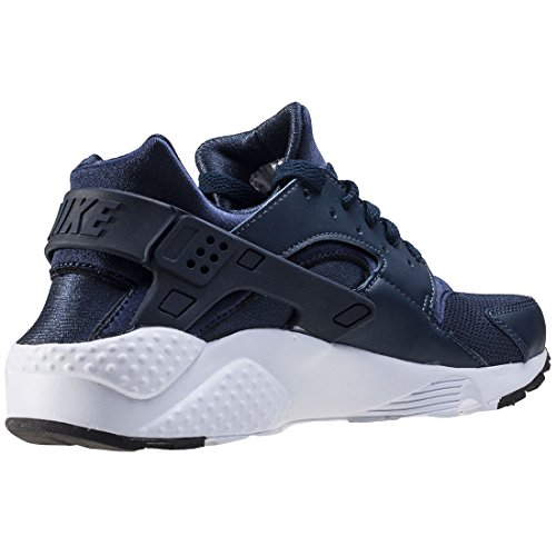 Nike - Huarache Run (GS) Blue - Sneakers Femme Bleu