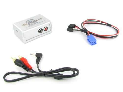 AUX-Adapter (RENAULT Tuner List / Update List)