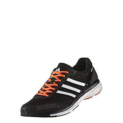 adidas Adizero Adios Boost 2 Running Shoes - 13.5 Black