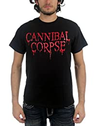 Cannibal Corpse - Logo Adult T-Shirt