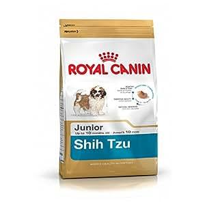 Royal Canin Canine Breed Nutrition Shih Tzu Junior 28 - Croquettes 1.5 kg