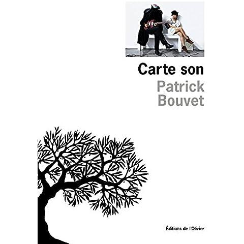 Carte son (OLIV. LIT.FR)
