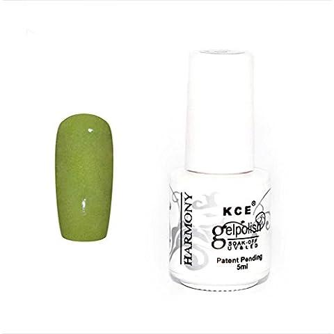 uñas kit Sannysis Uñas de gel Luminoso Gel de uñas Botella 5ml (F)