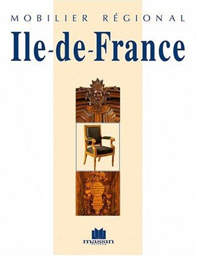 Mobilier d'Île-de-France par Mannoni