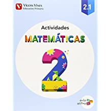 MATEMATICAS 2 ACTIVIDADES (2.1-2.2-2.3) AULA ACTI: 000003 - 9788468229553