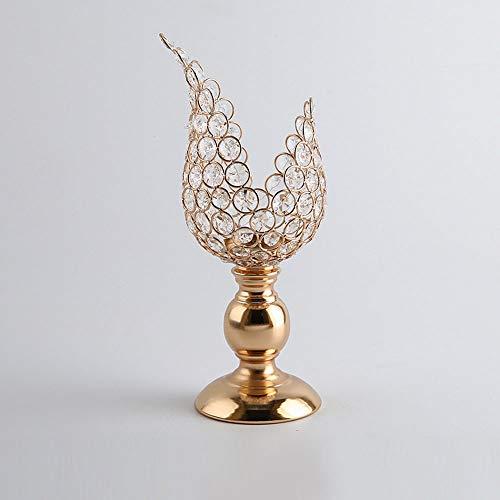 Candelabro, Chapado Oro, forja Artesanal, candelabro