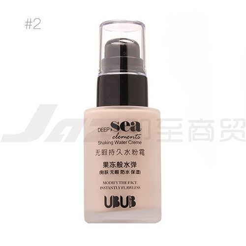 UBUB BB CC Cream Concealer korean makeup oil free foundation pore minimizer skin moisturiser 2 colors Makeup prime