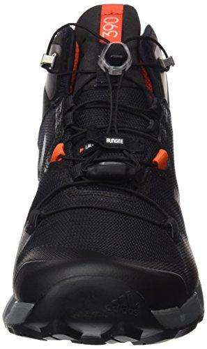 adidas Terrex Fast Mid GTX-Surround, Chaussures de Cross Homme Noir (Core Black/core Black/vista Grey S15 Core Black/core Black/vista Grey S15)