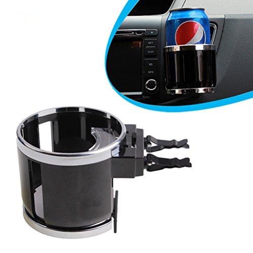 Preisvergleich Produktbild WINOMO Getränkehalter Anpassen Auto Air Vent Mount Alkoholfreies Getränk Wasser Kaffeetasse Flasche Einfügen