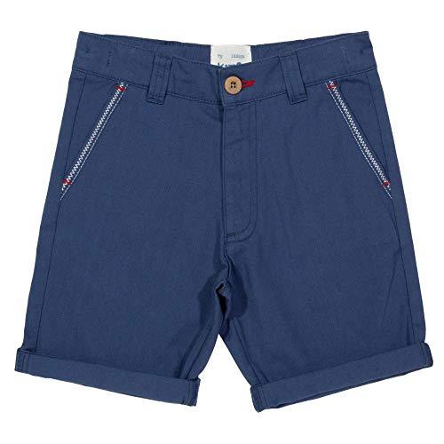 Bt-kinder-shorts (BT-Kite Kinder Shorts aus Reiner Bio-Baumwolle Navy Gr. 146)