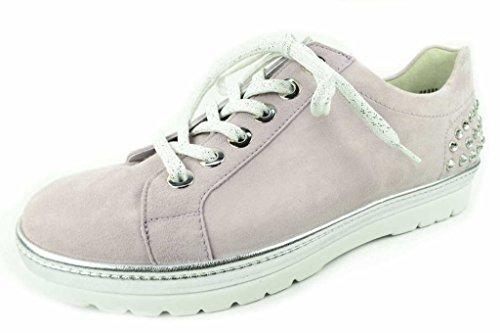 Semler  R8025-042-093, Chaussures de ville à lacets pour femme Lilas