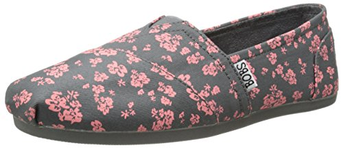 bobs-from-skechers-womens-plush-chronicles-flat-charcoal-print-10-m-us