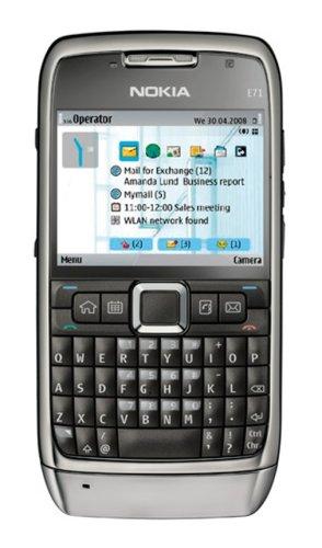 Nokia E71 Handy Ohne Sim Lock - - Nokia E72