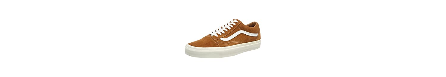 Vans Old Skool' Unisex. Glazed Ginger. -
