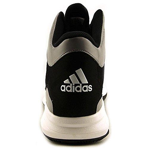 New Adidas Chaussures de basket surpasser Noir / onix 6 Black/Light Onix