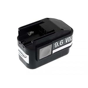 Batterie pour AEG perceuse visseuse BS2E 9.6T