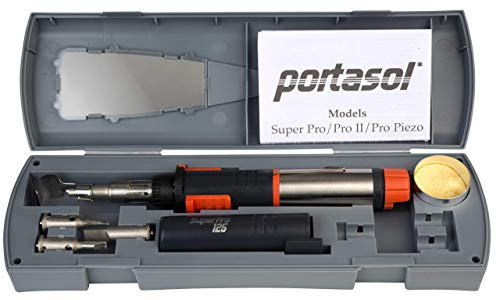 Portasol SP-1K Professionelles Gaslötset 25-125 W 580 Grad C