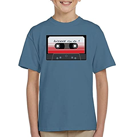 Awesome Mix Vol 1 Guardians Of The Galaxy Kid's T-Shirt