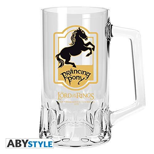 El Señor de los anillos jarra de Pony pisador 1